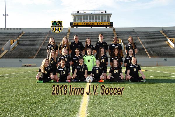 2018 Soccer Girls JV