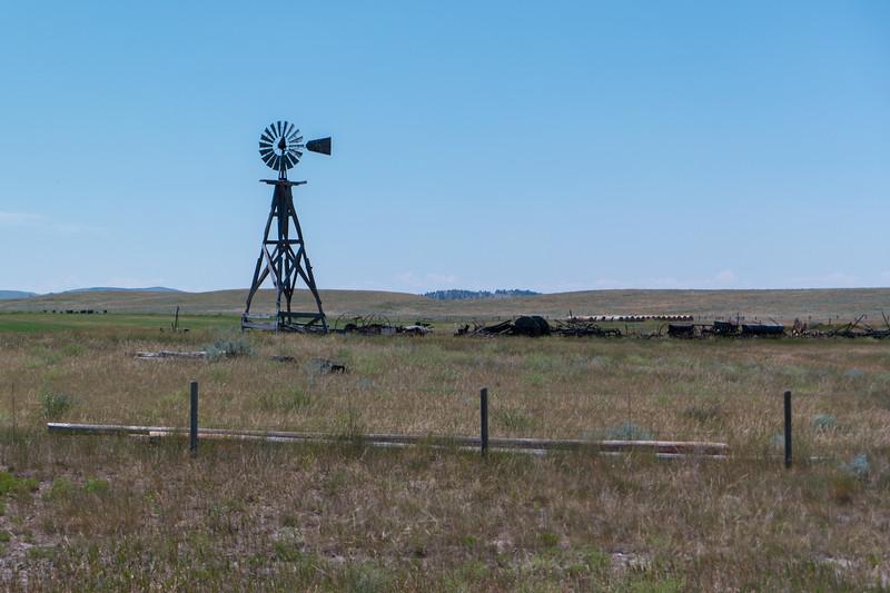 Eastern Wyoming US-20