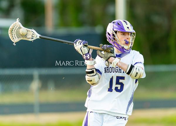 Broughton boys varsity lacrosse vs Enloe. March 10, 2020. D4S_8273