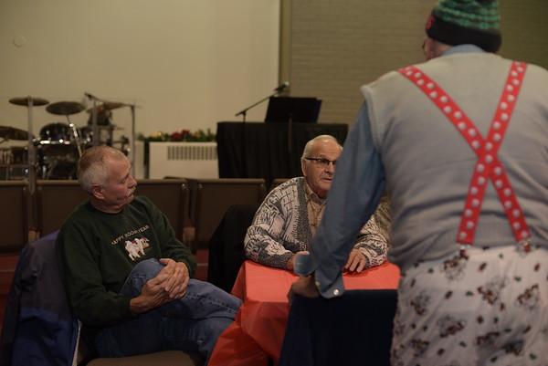 12-10-17 {Faith Outreach Family Church Ugly Christmas Sweater}