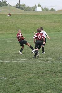 Boys Soccer Fall 2008