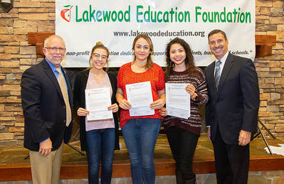 LEF Awards Ceremony - Nov 14, 2019