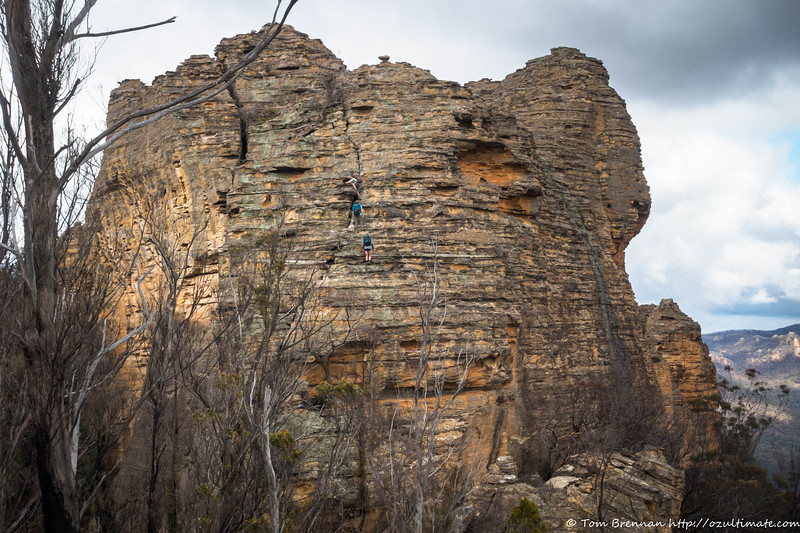 Climbing the Pagoda of Death