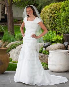 Sara McConkie - Bridal Portrait