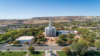 St George Temple Renovation 10/30/2020