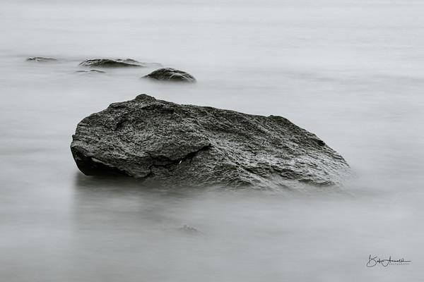 Whale Rock Preserve, Narragansett, RI