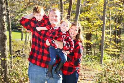 Evan's Family Pictures