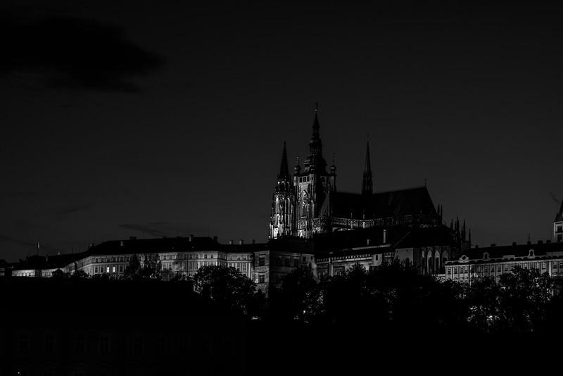 Charles Castle, Prague