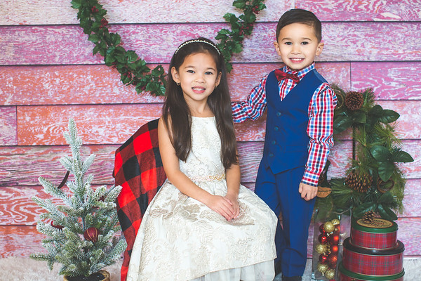 2020 PORTRAITS  |  San Juan Family Holiday