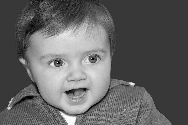 Peyton 9 months old