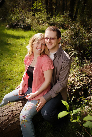 Amber and Derron Engagement
