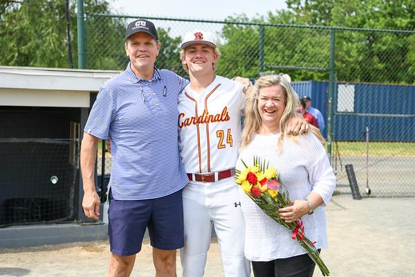 BI Baseball Senior Day - May 22, 2021