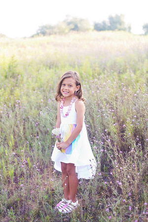 Audrey 5 year pictures