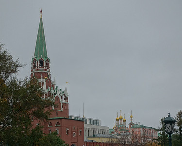 Moscow and Mission Control 1610