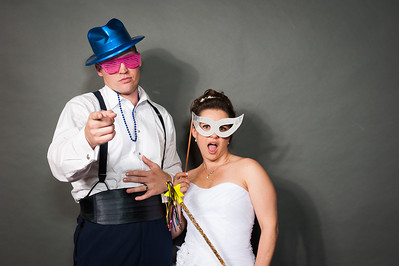 Zack & Genevieve's Photobooth
