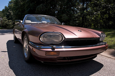 1995 Jaguar