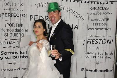 Pedro y Lorena