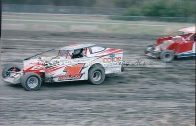 Canaan Dirt Speedway 2008-2009-Modifieds