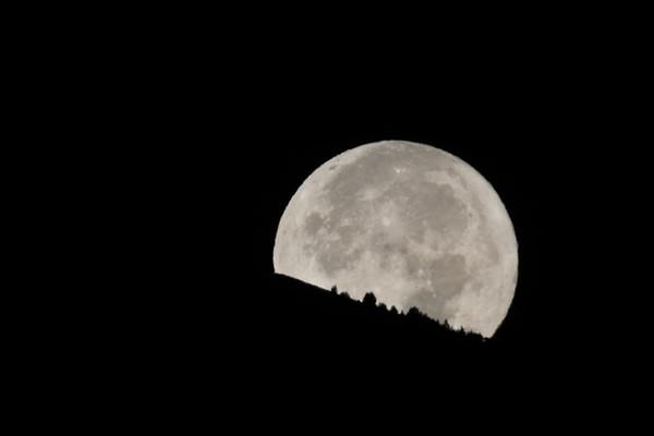 Stuff in the Sky, like the Moon