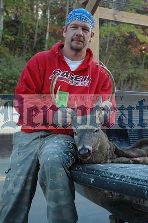 Whitetail Deer Fall 2012