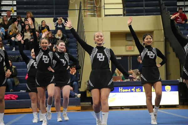 DU Competitive Cheer District Meet
