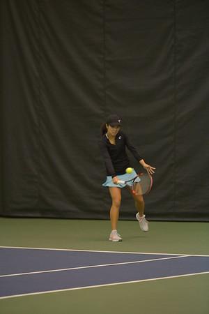 Oleksandra KORASHVILI (UKR) vs  Danielle LAO (USA) (Tuesday)
