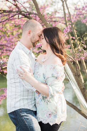 Brett and Kelsie Engagement Photos