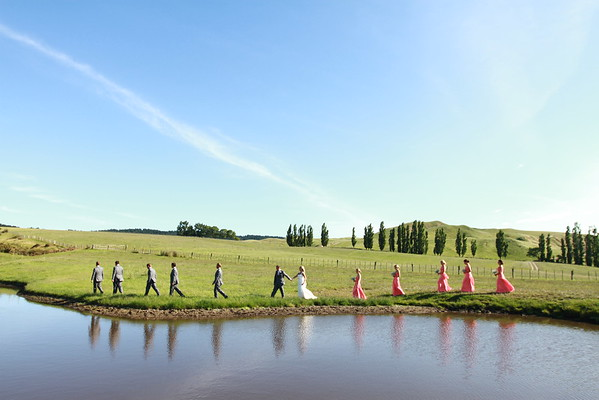 Michelle and Guy's Wedding- Hawkes Bay Wedding Photographers