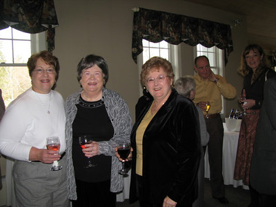 Hildegard's 75th  January 16, 2009