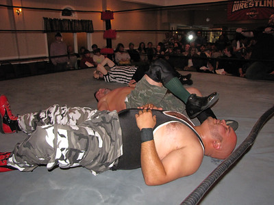 New England Championship Wrestling Double Intensity May 18, 2012