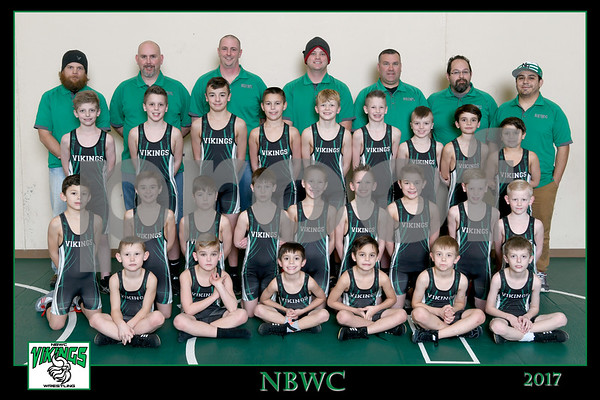 North Boone Wrestling Club 2018