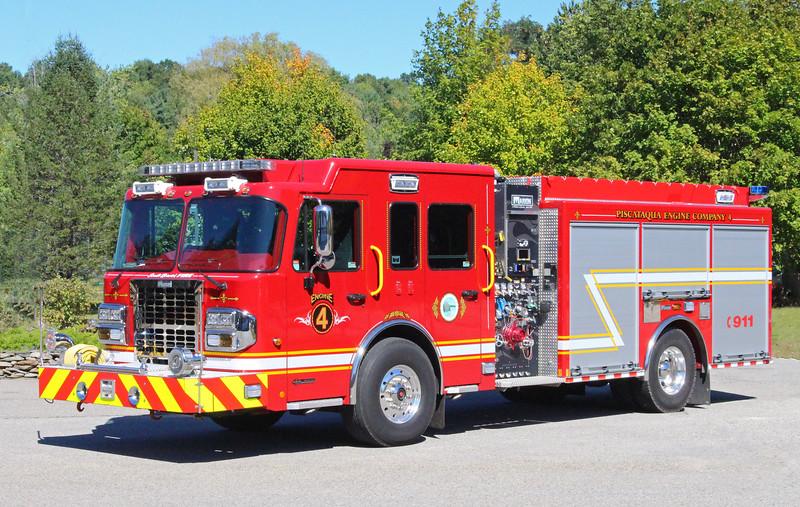 Engine 4   2013 Spartan / Marion   1500 / 1000