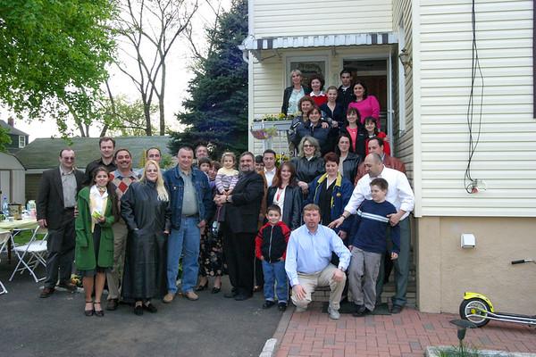 Easter 2005 Celebration