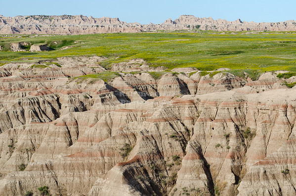 USA - Badlands National Park