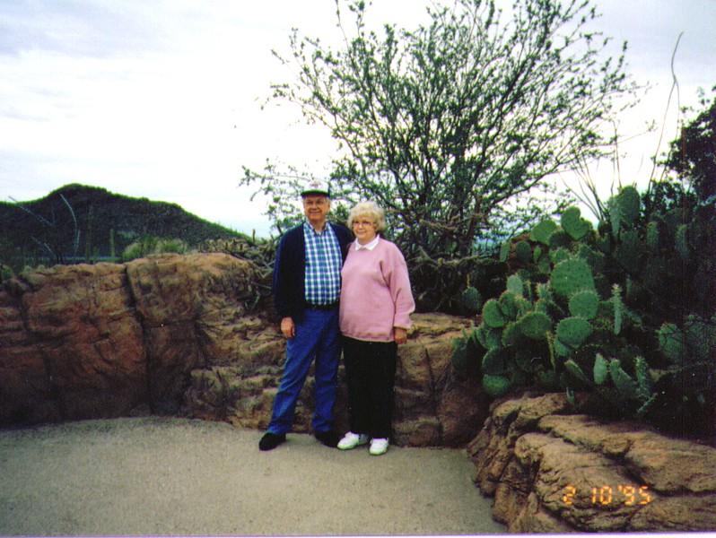 Wayne & Bonnie, Arizona Desert Museum, 2-10-96 - Copy.jpg