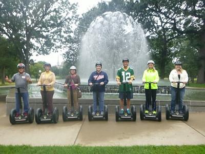 Sculpture Garden: August 28, 2014 (Minneapolis Radiology)