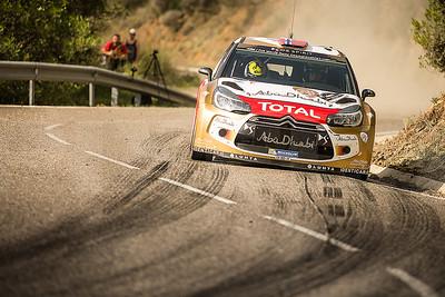 WRC Rally Catalunya 2014