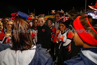 Cheerleaders Edison 11/8/13
