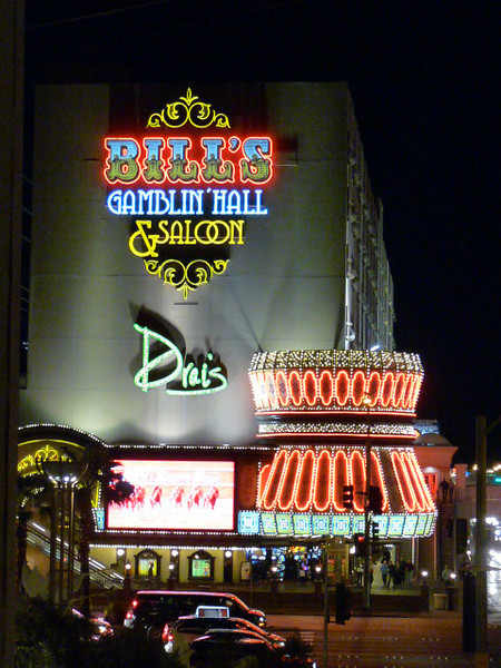 Bill's Gamblin' Hall, Las Vegas