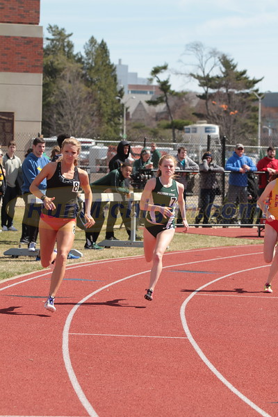 800M Women - 2017 Spartan Invitational