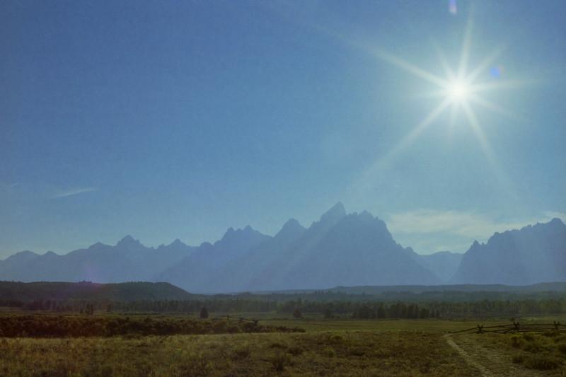 Yellowstone + Grand Tetons | Fall 2003