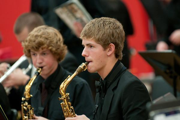 2011 Winter Concert - High School