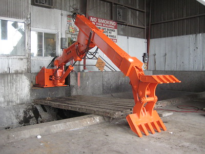 Waste Transfer Material Handling Systems