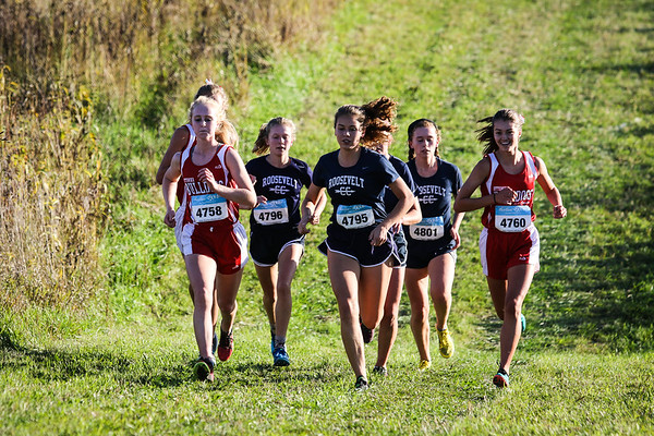TRHS Cross Country Conference Meet