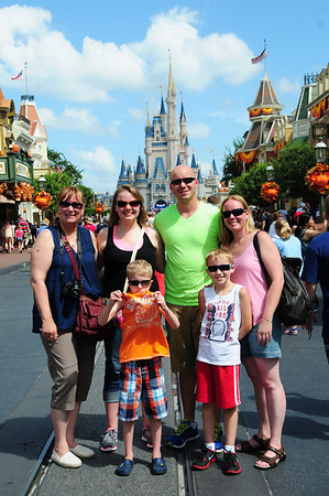 2013 Disney Florida Vacation
