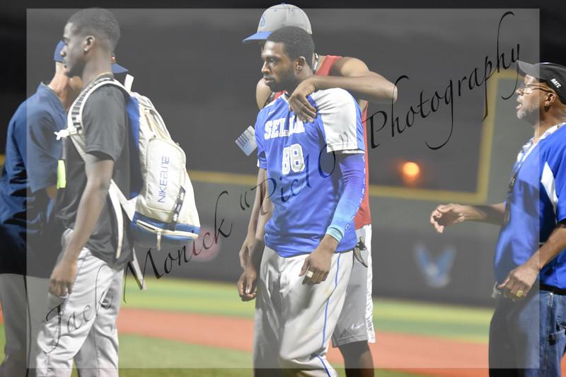 2018 USCAA Baseball Selma vs PSU DuBois