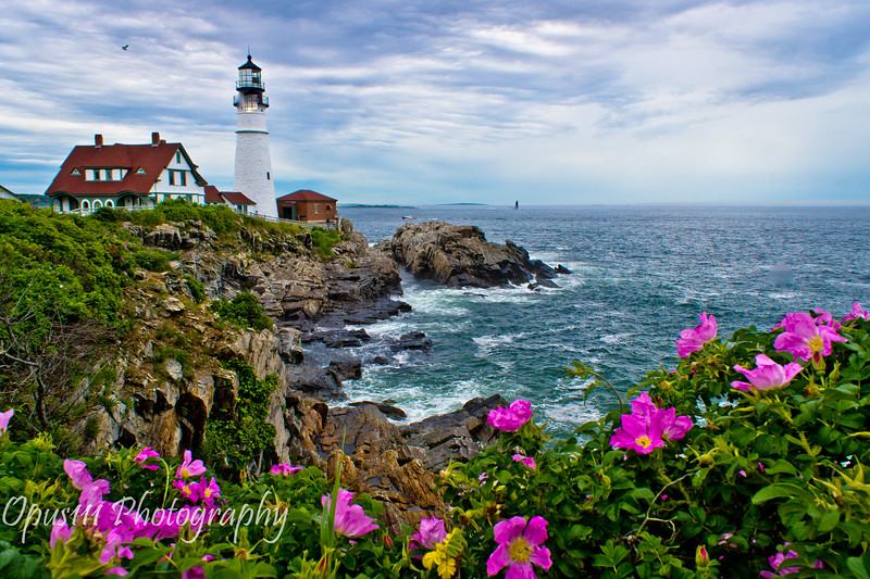 15- Portland Lighthouse, Cape Elizabeth, Maine.JPG