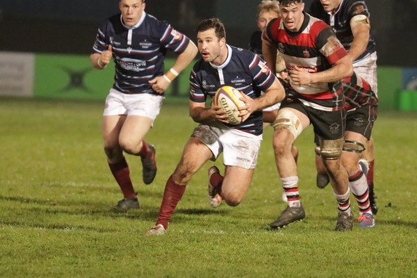 Watsonians Rugby v Stirling County