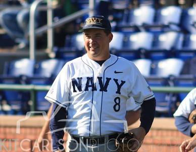 Navy Baseball - 2011 Homecoming