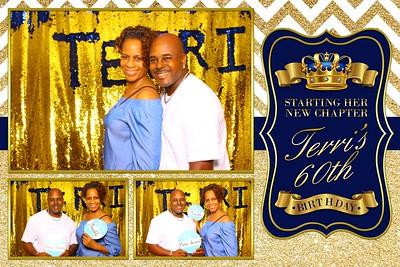 Terri's 60th Birthday 7/6/19